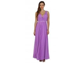 CD plisované šaty - SLEVA
